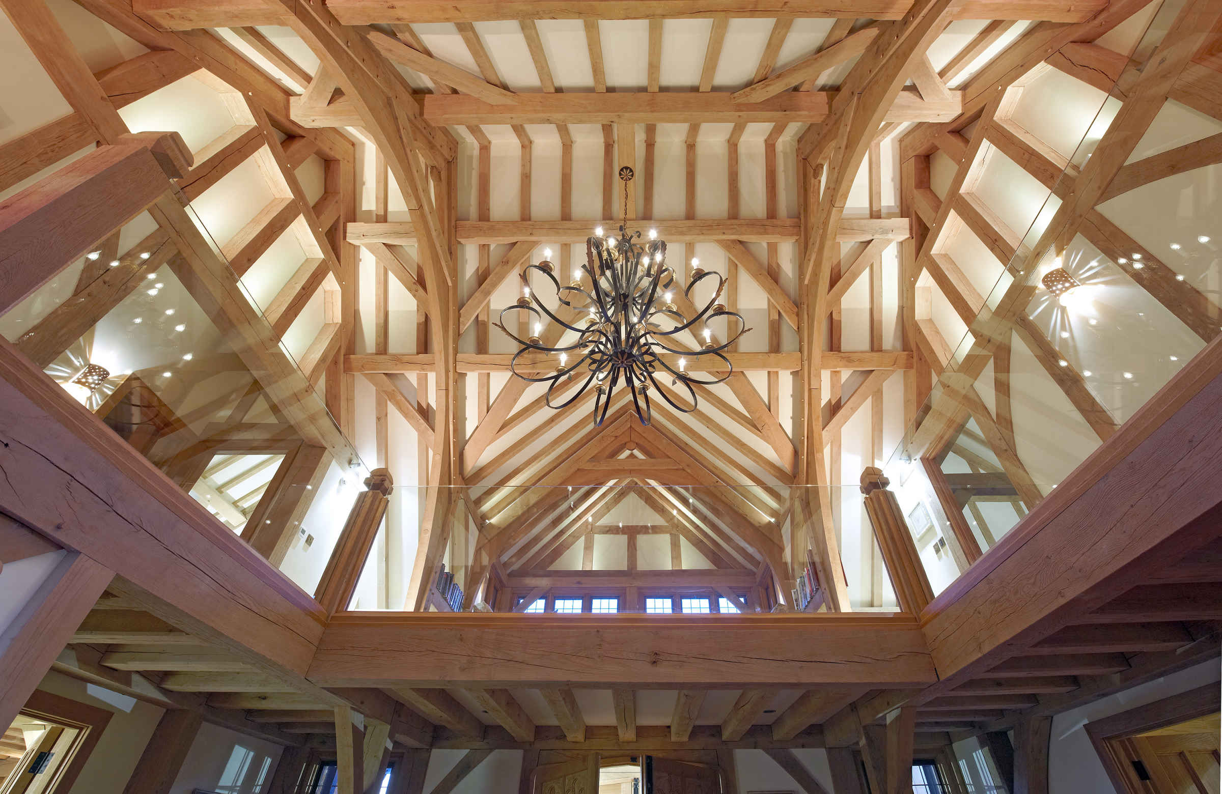 Oak Framed Atrium - Otford