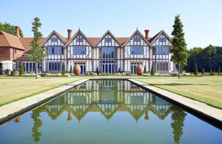 Oak Framed House - Full